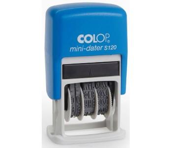 Датер автомат COLOP Mini S120