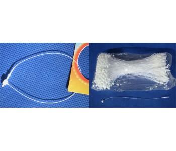 Биркодержатель пластиковый ручной  125мм